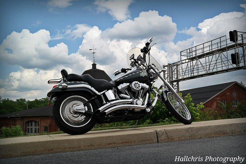 Photo of a 2006 Harley-Davidson® FXSTD/I Softail® Deuce™