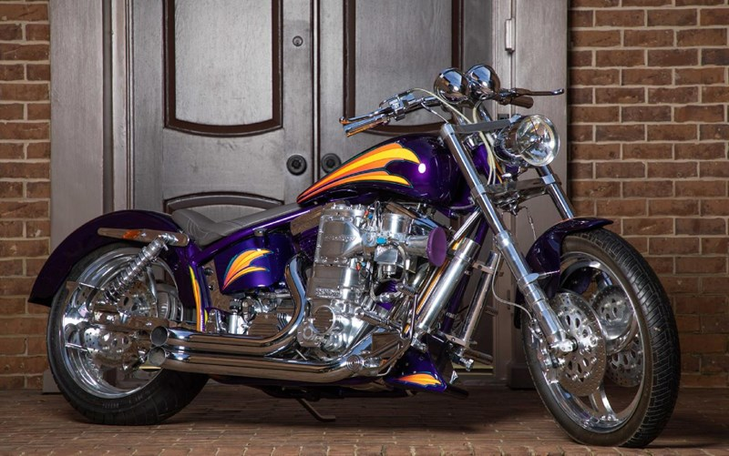 Photo of a 1998 Harley-Davidson® FXR Super Glide®