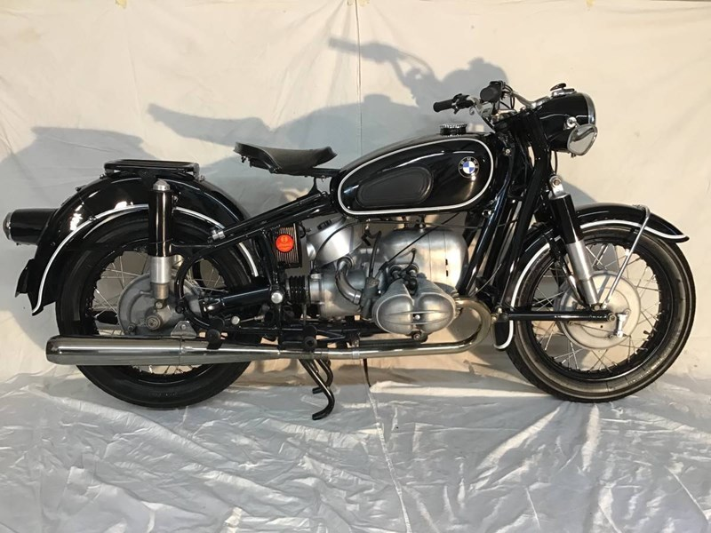 Photo of a 1967 BMW R69S 594cc