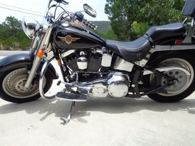 Used 1998 Harley-Davidson® Fat Boy®
