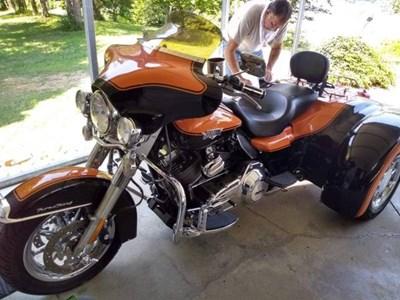 Used 2011 Harley-Davidson® Custom Trike