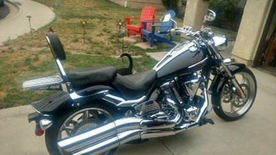 Used 2009 Yamaha Raider S