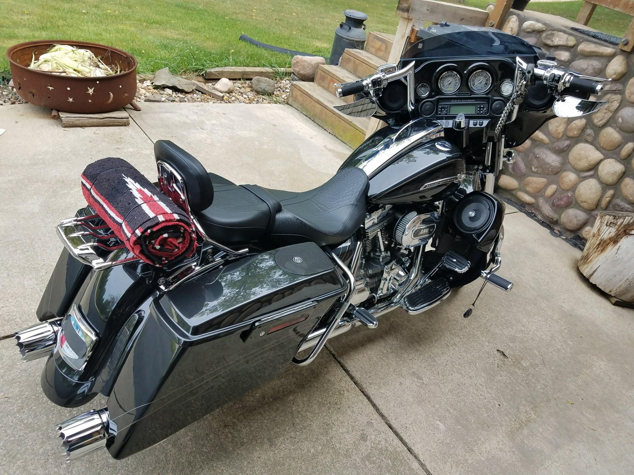 2012 Harley Davidson 174 Flhxse3 Cvo Street Glide 174 Slate