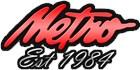 Metro Harley-Davidson, Suzuki, Can-Am's Logo