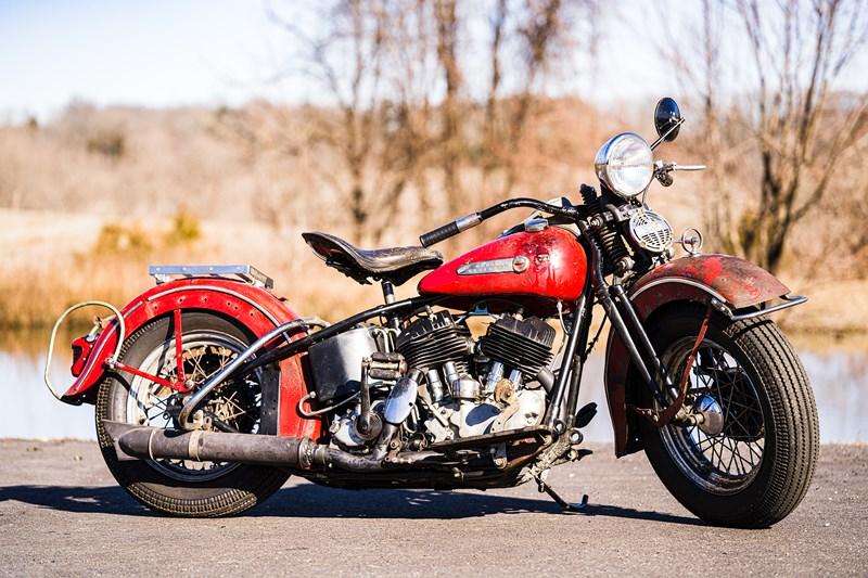 Photo of a 1939 Harley-Davidson® U Solo