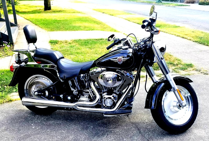 Harley Davidson Seattle >> 2004 Harley Davidson Flstf I Softail Fat Boy