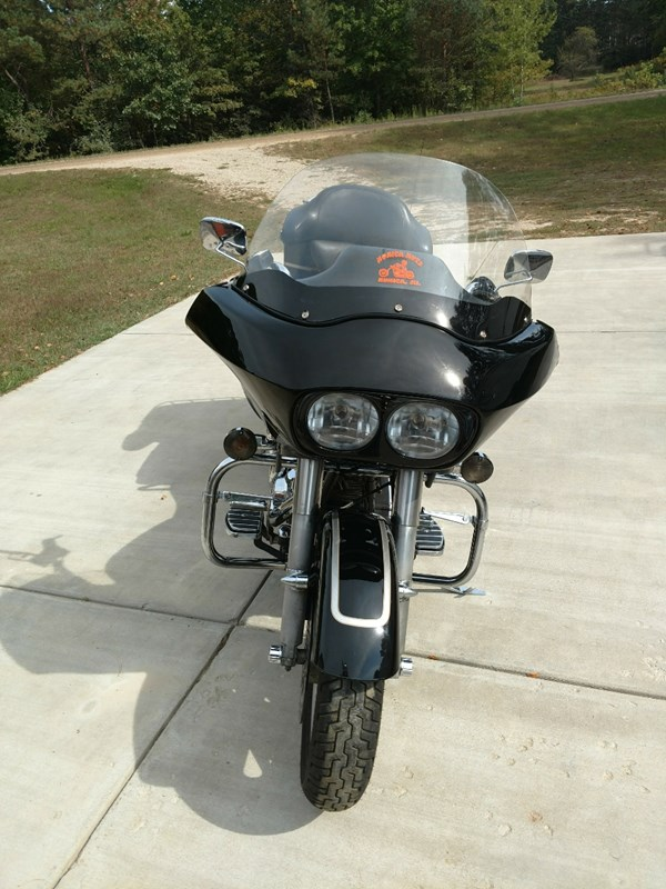 Photo of a 2003 Harley-Davidson® FLTR/I-ANV Road Glide® Anniversary