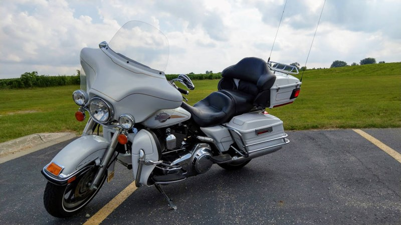 Photo of a 2007 Harley-Davidson® FLHTCU Ultra Classic® Electra Glide®