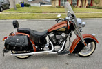 Photo of a 2002 Indian® Motorcycle  Chief Roadmaster