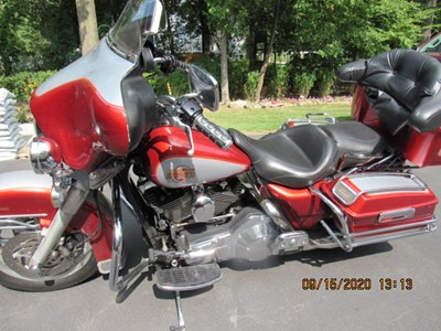 Used 2000 Harley-Davidson® Road King® Classic