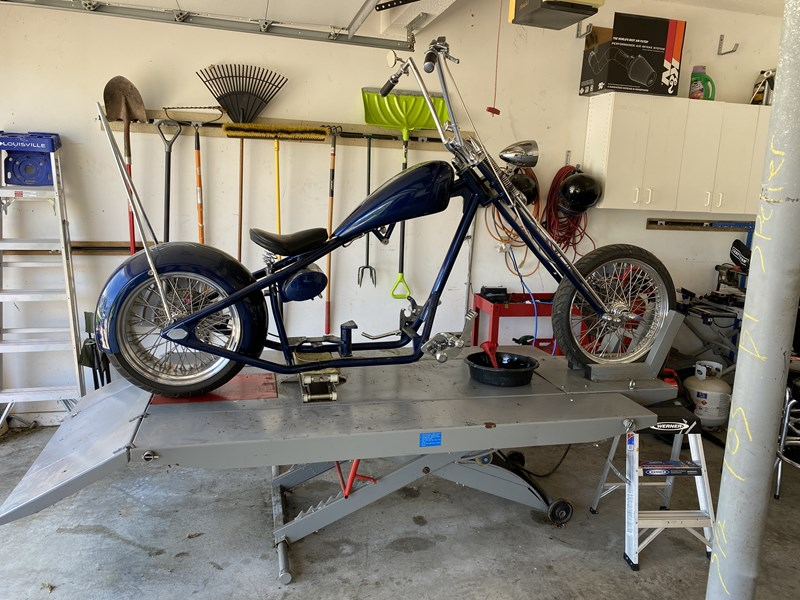 Photo of a 2009 Special Construction  Chopper