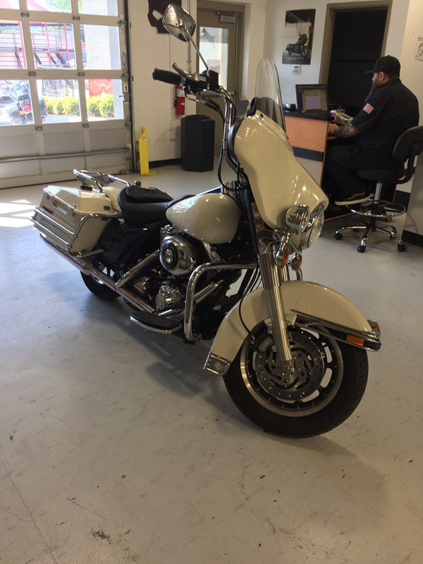 Photo of a 2006 Harley-Davidson® FLHTPI Electra Glide® Police/Fire Rescue