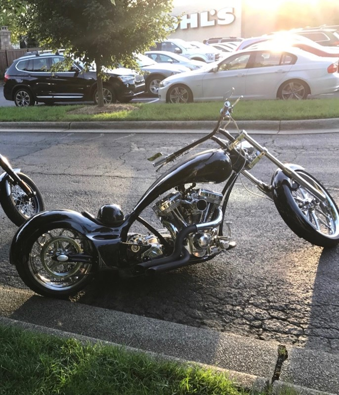 Photo of a 2006 Special Construction  Chopper