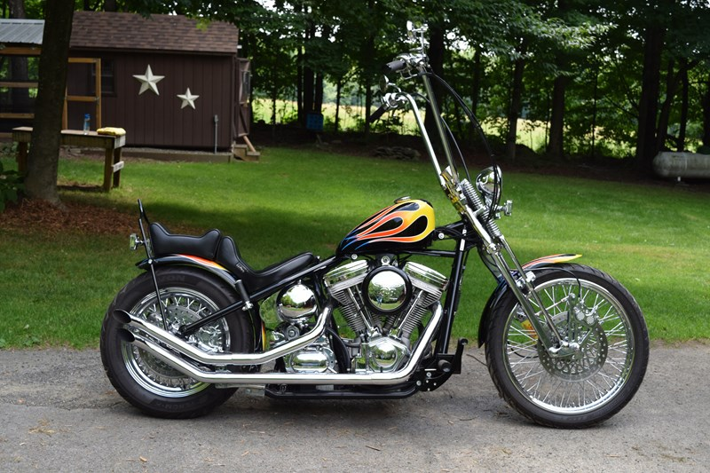 Photo of a 2012 American Classic Motors  Rigid Bobber