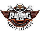 Riding High Harley-Davidson's Logo