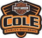 Cole Harley-Davidson's Logo