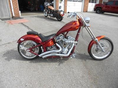 Used 2005 Red Horse Motorworks Mustang Chopper 250