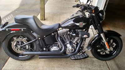 1947 to 2014 Used Harley-Davidson® Softail Fat Boy® near Wading ...