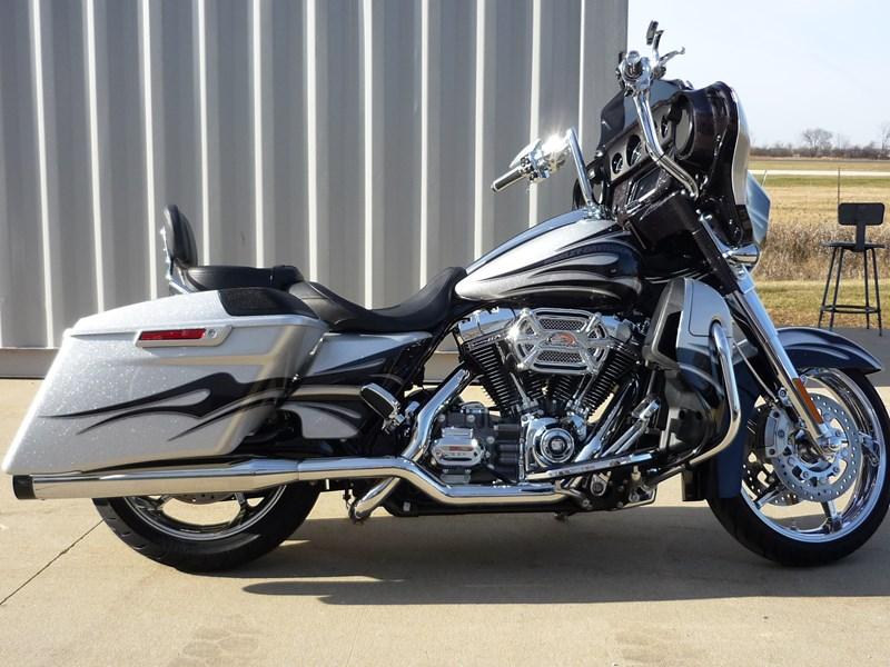 2015 Harley Davidson 174 Flhxse Cvo Street Glide 174 Hard