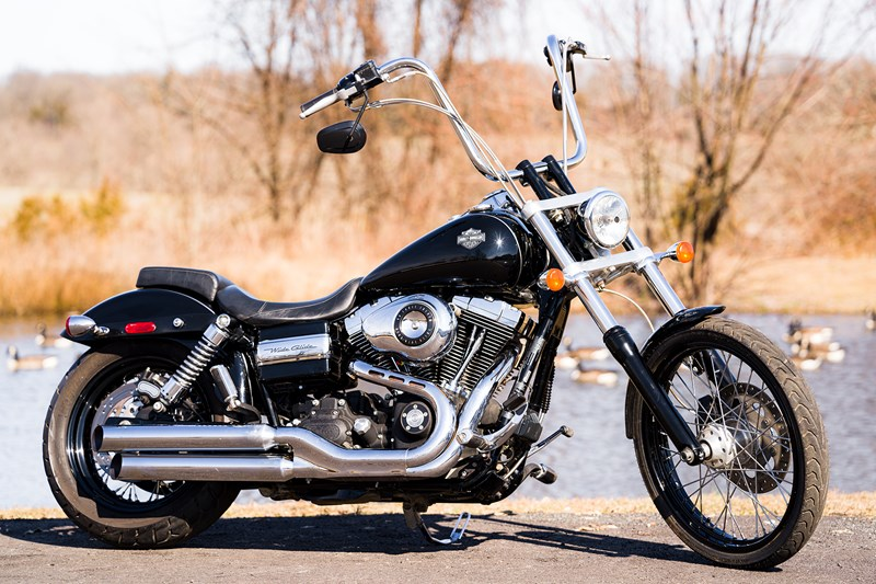 Photo of a 2011 Harley-Davidson® FXDWG Dyna® Wide Glide®