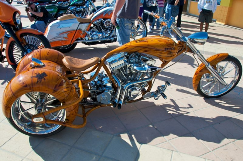 Photo of a 2011 Special Construction  Custom Trike