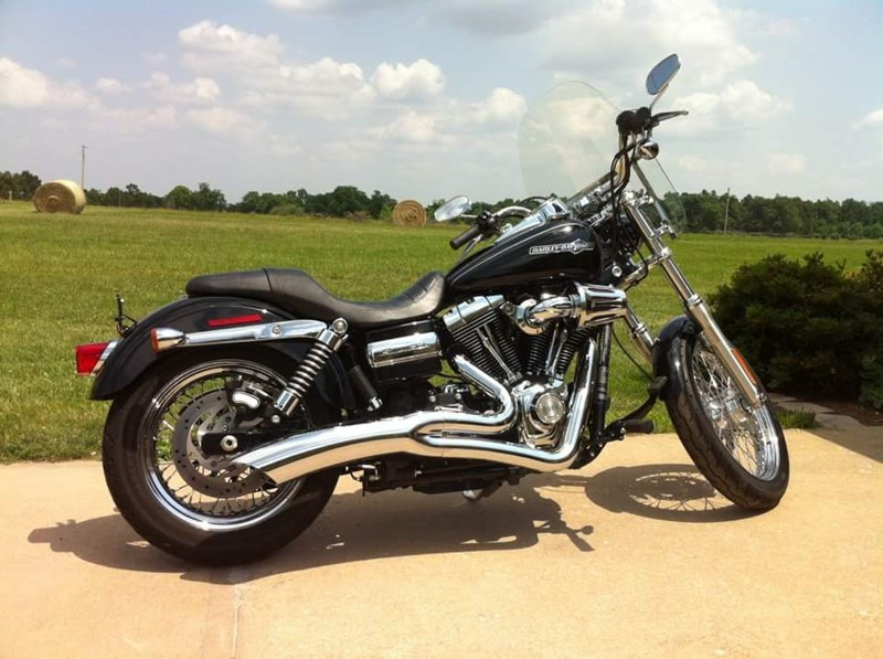 Photo of a 2011 Harley-Davidson® FXDX Dyna Super Glide Sport