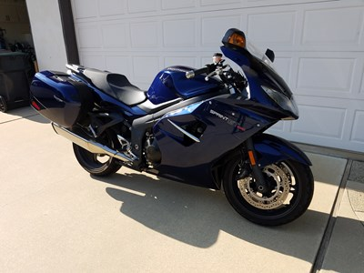 Used 2012 Triumph Sprint GT ABS