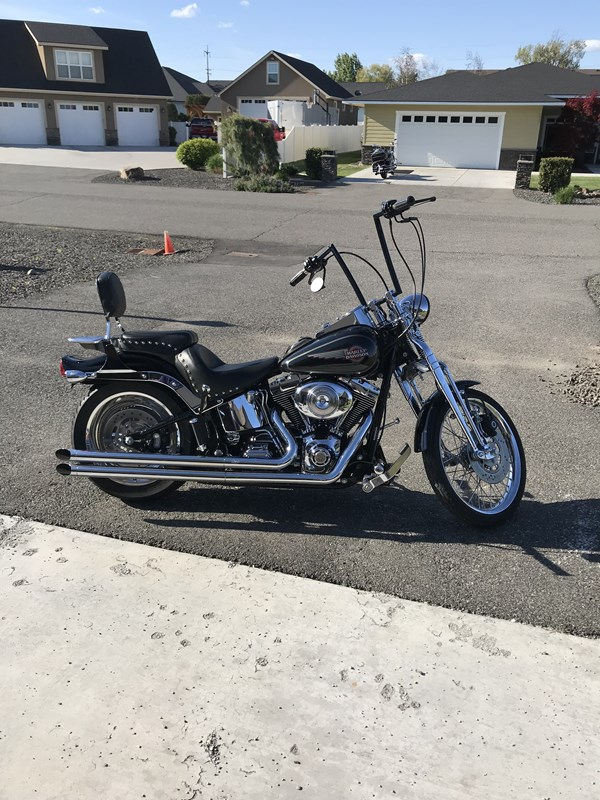 Photo of a 2006 Harley-Davidson® FXSTS/I Springer® Softail®