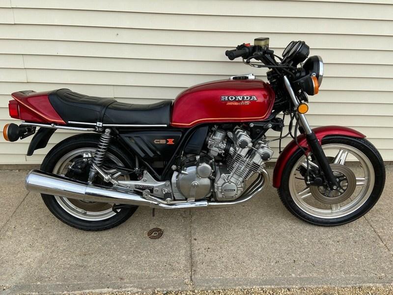 Photo of a 1979 Honda® CBX