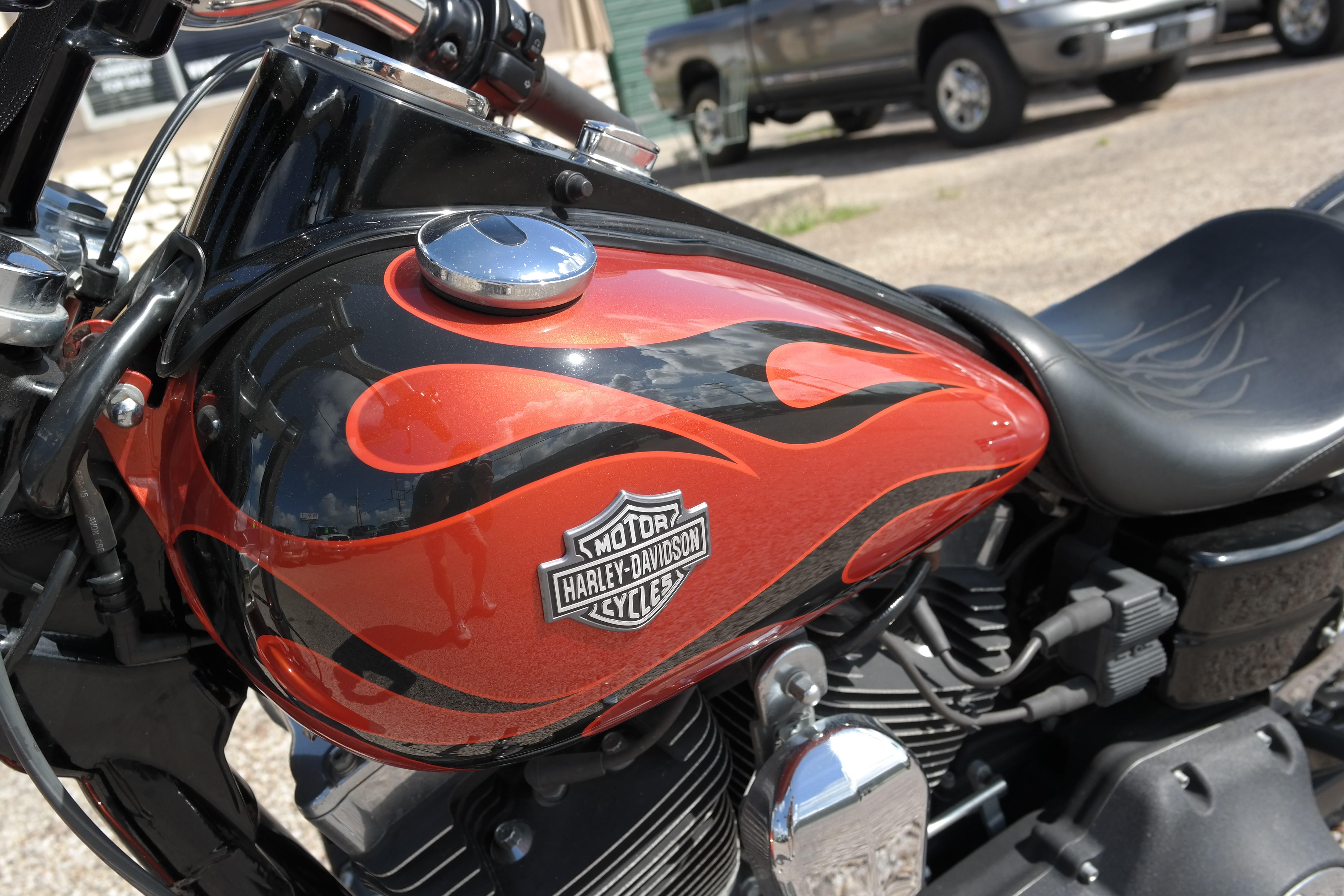 Harley Davidson Dyna For Sale San Marcos Ca >> 2011 Harley-Davidson® FXDWG Dyna® Wide Glide® (Orange ...