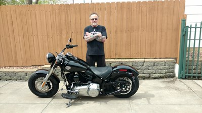 Used 2016 Harley-Davidson® Softail® Slim®