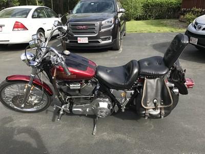 Used 1987 Harley-Davidson® Low Rider® Custom Anniversary