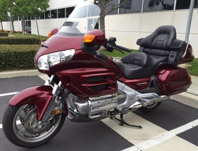 Used 2009 Honda® Gold Wing (ABS Audio Comfort Navi XM)