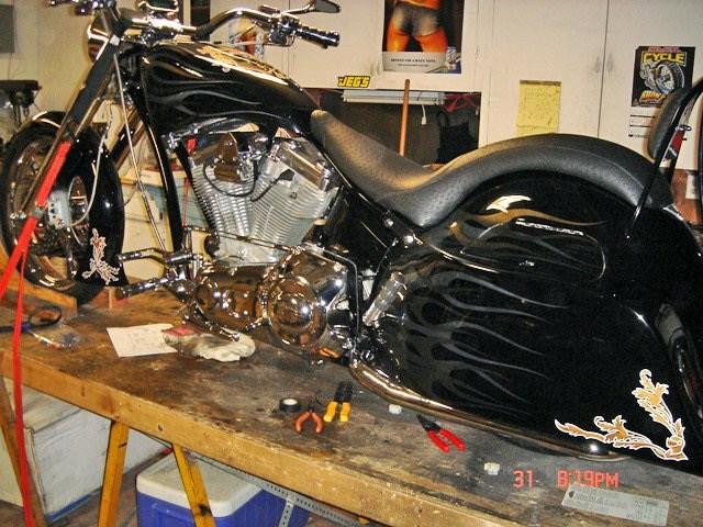 Dyna For Sale San Diego Ca >> 1997 Harley-Davidson® FXD Dyna® Super Glide® (Black, 24 Ct. Gold & Platinum), Phillips Ranch ...