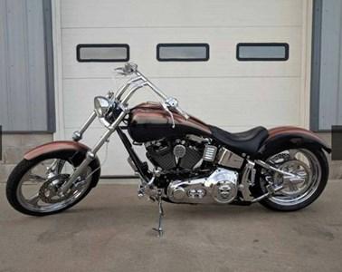 Used 1998 Harley-Davidson® Custom