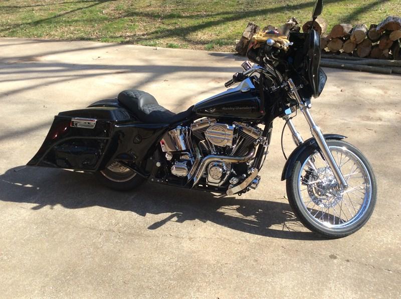 Photo of a 2006 Harley-Davidson® FXSTD/I Softail® Deuce™