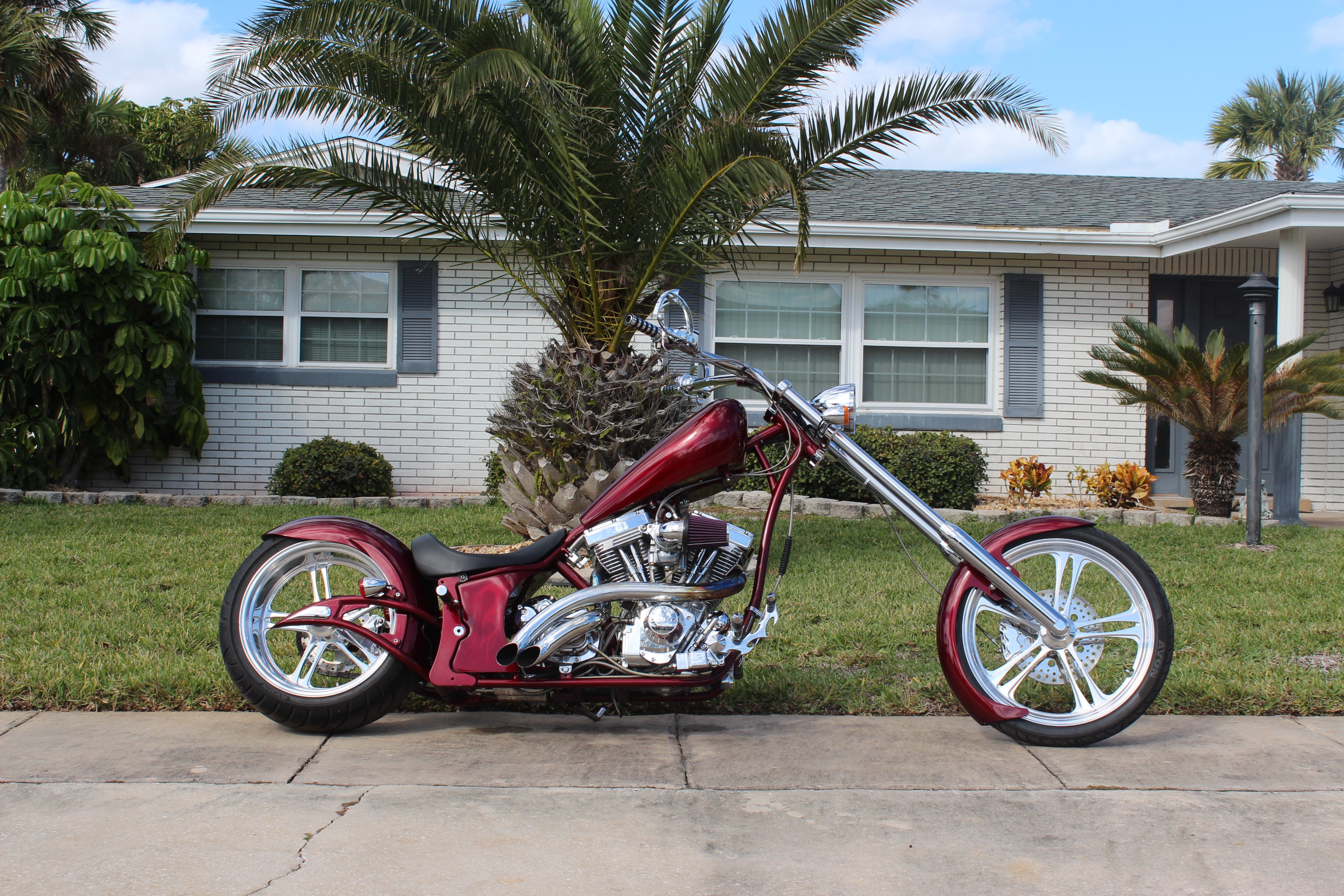 2013 Big Bear Choppers Athena Review - Top Speed   Big Bear Choppers