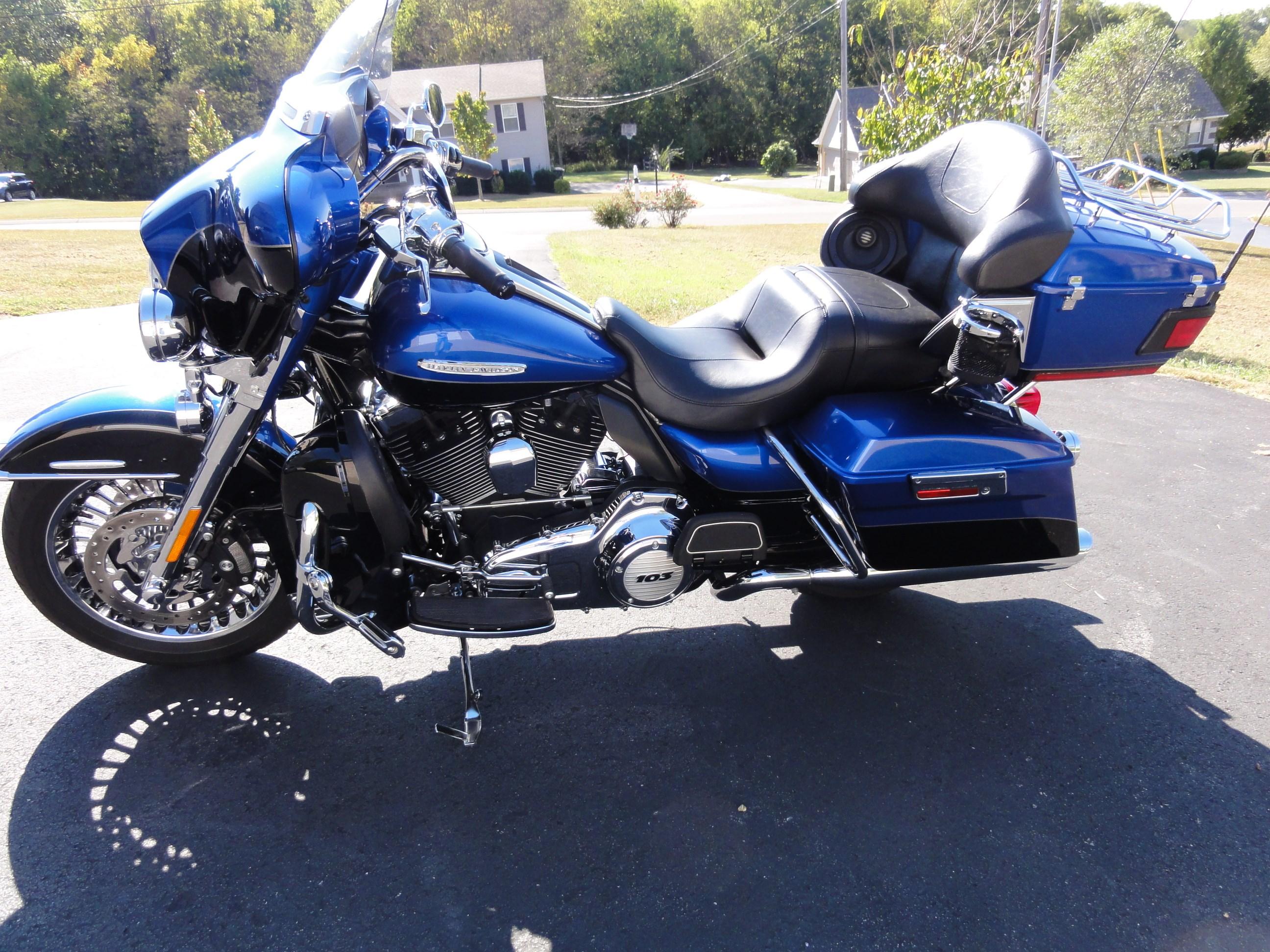 2010 Harley Davidson 174 Flhtk Electra Glide 174 Ultra Limited