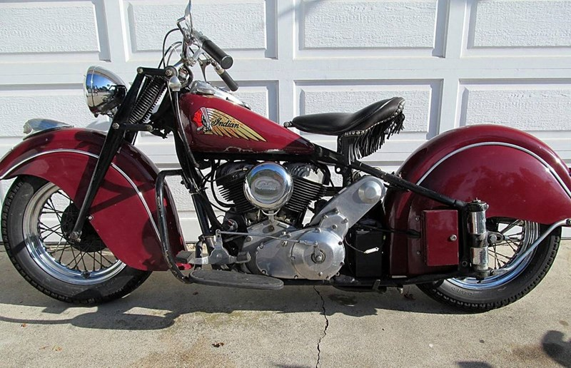 Photo of a 1946 Indian®  Chief