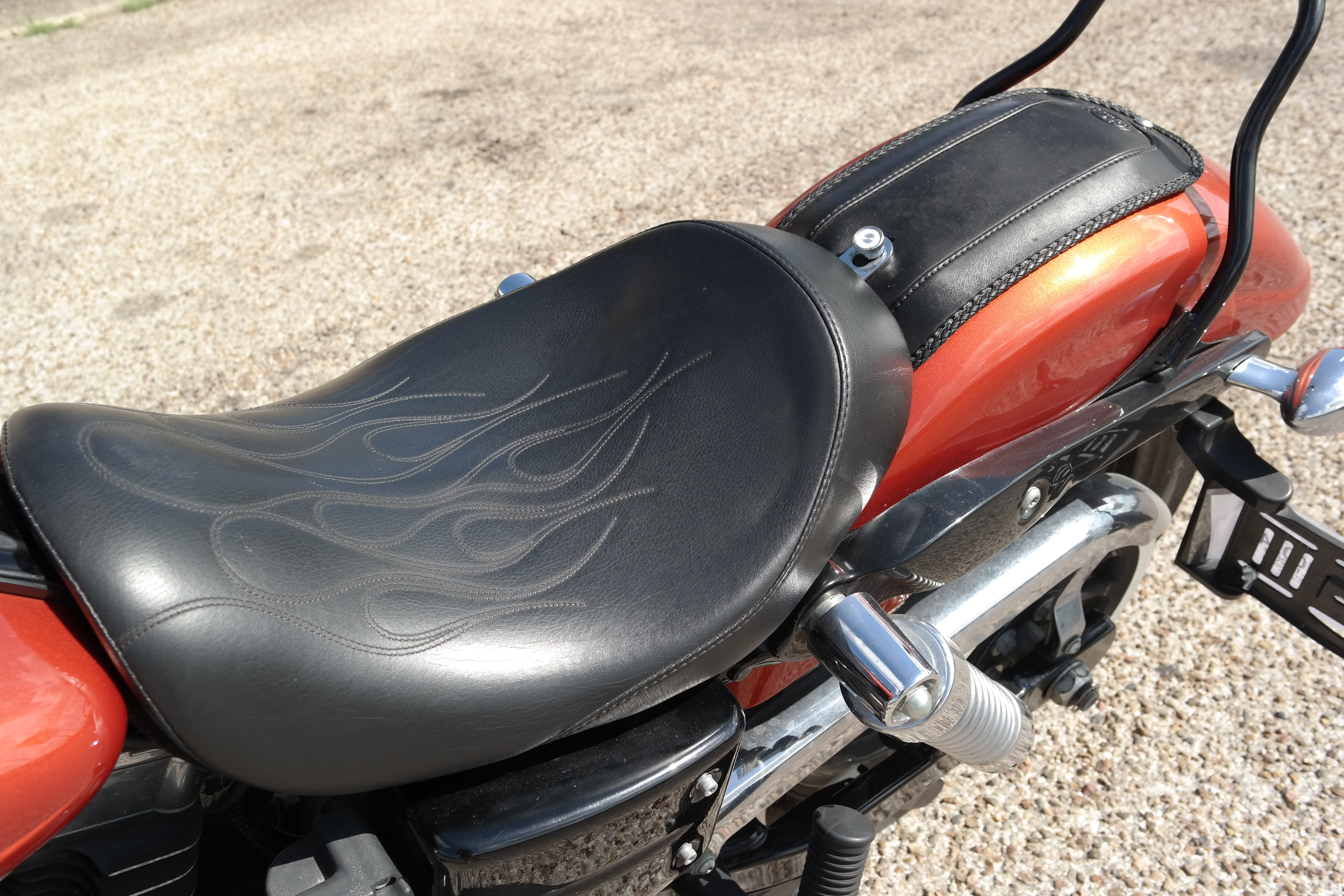 Motorcycles For Sale San Marcos Tx >> 2011 Harley-Davidson® FXDWG Dyna® Wide Glide® (Orange), San Marcos, Texas (736316) | ChopperExchange