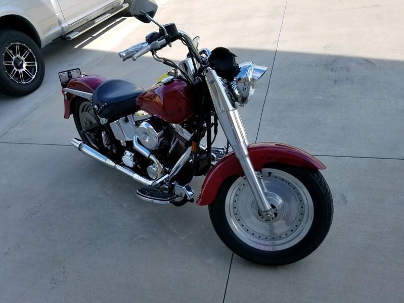 Photo of a 1996 Harley-Davidson® FLSTF Fat Boy®