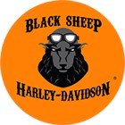 Black Sheep Harley-Davidson's Logo