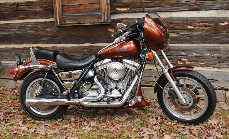 Photo of a 1989 Harley-Davidson® FXRS-SP Low Rider® Sport Edition