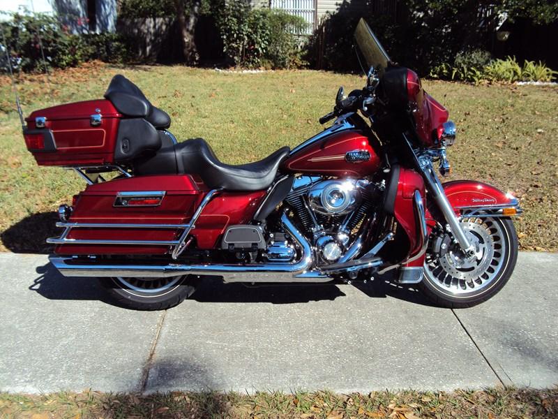 2009 Harley-Davidson® FLHTCU Electra Glide® Ultra Classic®