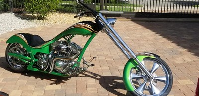 Used 2006 Special Construction Chopper