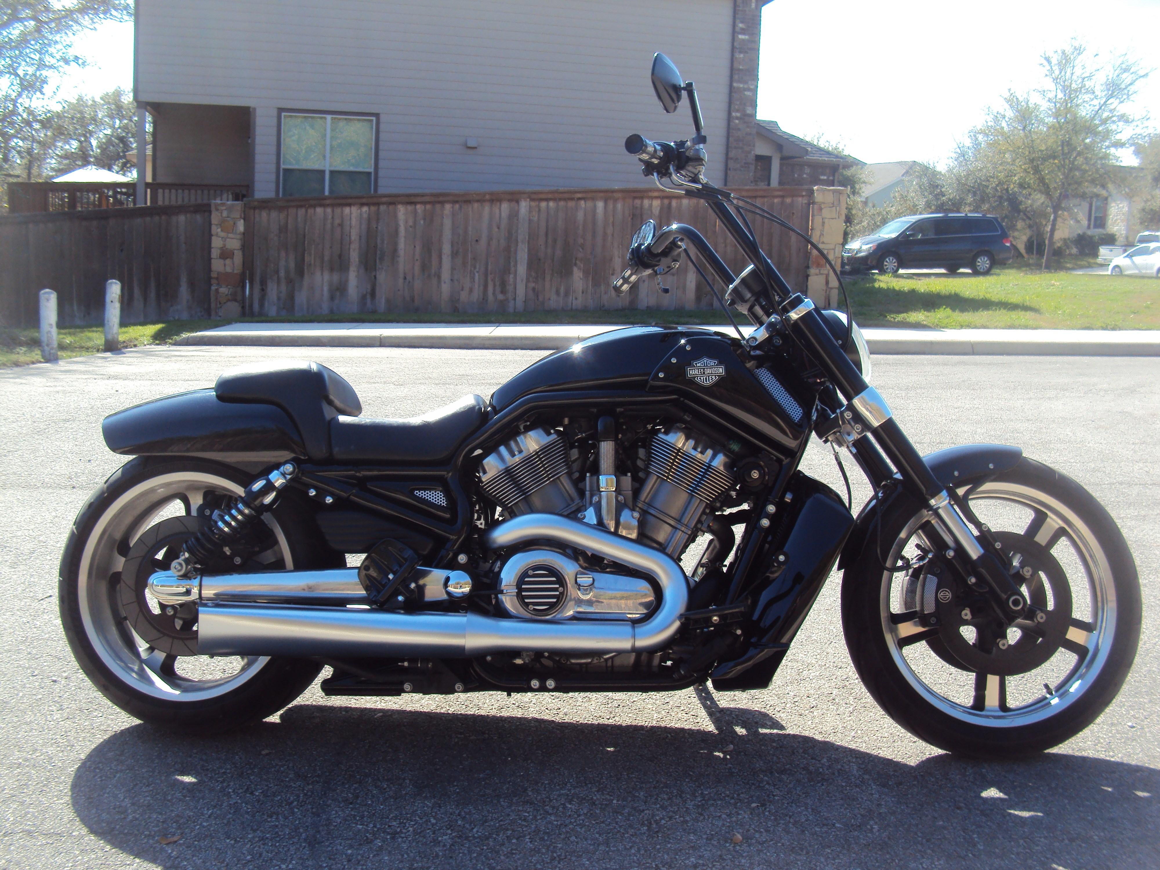 2011 Harley Davidson 174 Vrscf V Rod Muscle 174 Black San