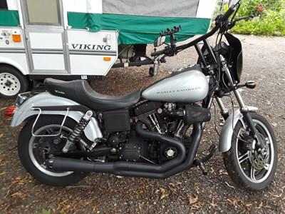 Used 1999 Harley-Davidson® Dyna® Super Glide® Sport