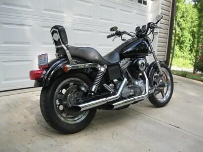 Used 2002 Harley-Davidson® Dyna Super Glide®