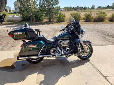 Used 2015 Harley-Davidson® Ultra Limited