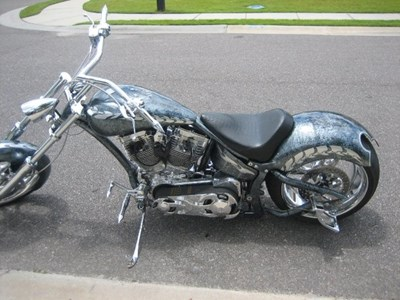 Used 2006 Southern Motorcycle Works Demonition